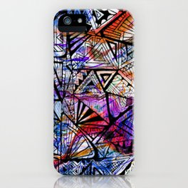 _LOT OF THINKING iPhone Case