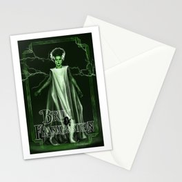 The Monster's Bride Stationery Cards