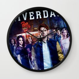 Riverdale Wall Clock