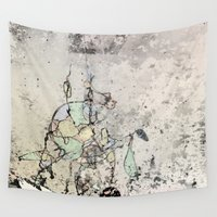 starry night Wall Tapestries featuring Starry Night by Heidi Fairwood