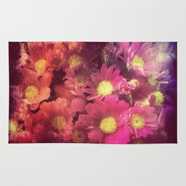 Flowers for someone / Vintage Flowers Rug