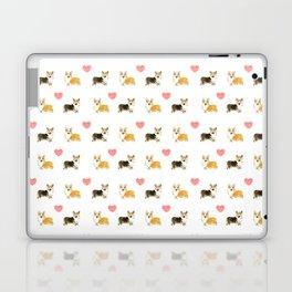 Corgi Love Laptop & iPad Skin