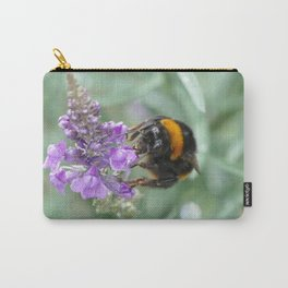 Hello Flower! Carry-All Pouch