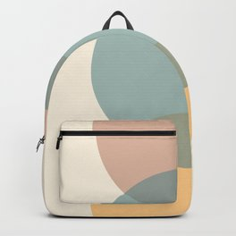 Circle Gradient - Melons Backpack