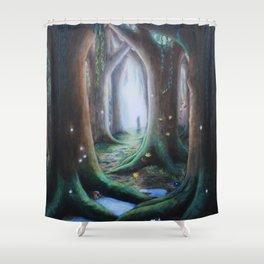 Seasons of my Life Shower Curtain