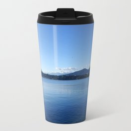 Across the Lake Travel Mug