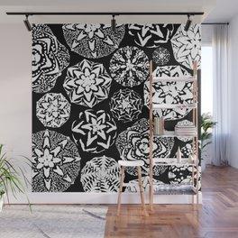 Cactus Art 01 Astrophytum#3 Wall Mural