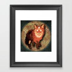 star phox Framed Art Print