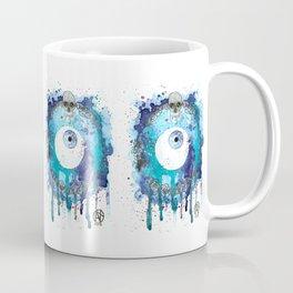 Eyes Series BLUE Coffee Mug