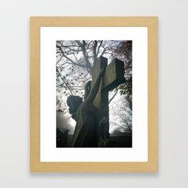 Grief Framed Art Print