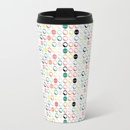 Brain Dots Travel Mug