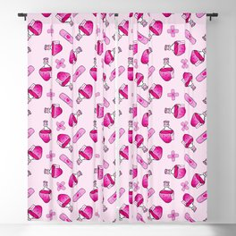 First Aid Kit Blackout Curtain
