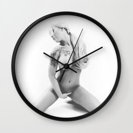 Nude 2011 Wall Clock