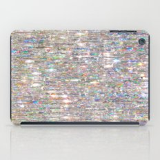 To Love Beauty Is To See Light (Crystal Prism Abstract) iPad Case