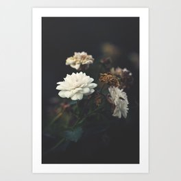 You're the One I Dream About Art Print