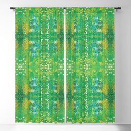 Kiwi Fantasy Blackout Curtain