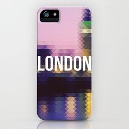London - Cityscape iPhone Case