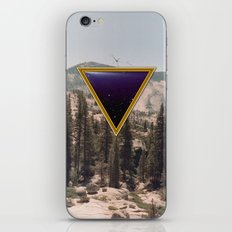 Space Frame iPhone & iPod Skin