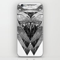 trex iPhone & iPod Skins featuring TREX by moln4rt