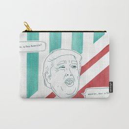 Donald | Patrick Star Carry-All Pouch