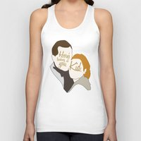casablanca Tank Tops featuring Casablanca by Swell Dame