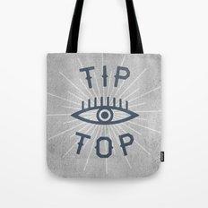 Tip Top Tote Bag