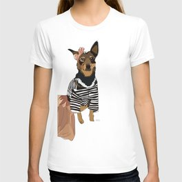 Grease Lightning Dog T-shirt