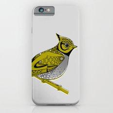 Crested Tit iPhone 6s Slim Case