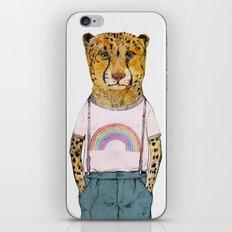 Little Cheetah iPhone & iPod Skin