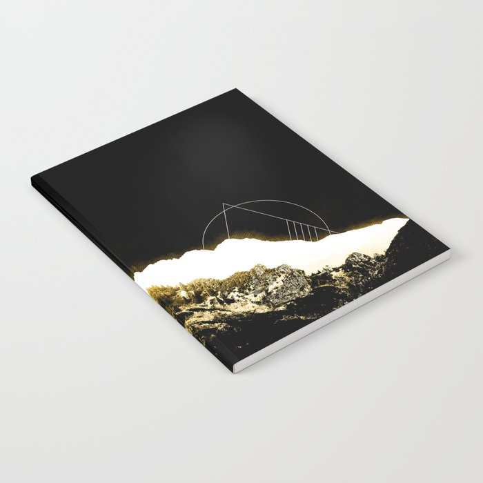 Golden Mountain Notebook