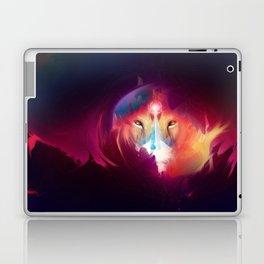 The Lion Laptop & iPad Skin
