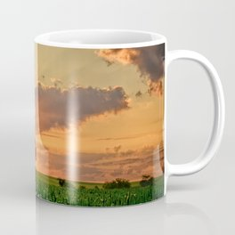 Iowa Summer Fields Coffee Mug