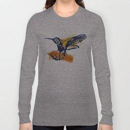 Hummingbird - Colour Long Sleeve T-shirt