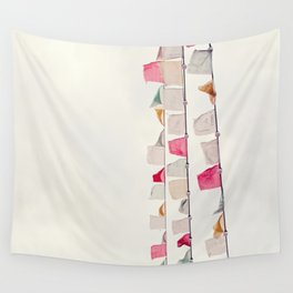 prayer flags no. 2 Wall Tapestry