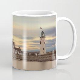Scituate Harbor Lighthouse Coffee Mug