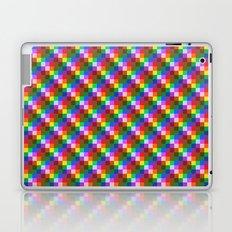 Pixel Static Laptop & iPad Skin