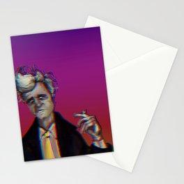Dreamy Lynchian Whirls Stationery Cards