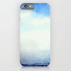 Clouds over the Ocean Slim Case iPhone 6s