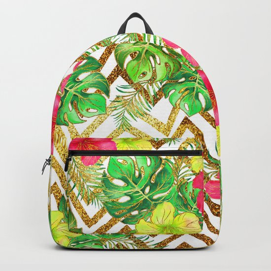Summer Glitter #5 Backpack