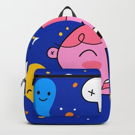 Thought Ghosts Backpack