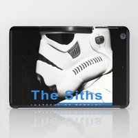 smiths iPad Cases featuring The Siths-Hateful of Rebels by Ant Atomic