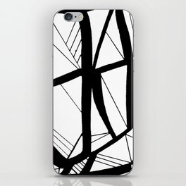 STRUCTURAL ORBE iPhone Skin