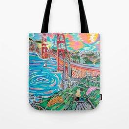 San Francisco Joe Tote Bag