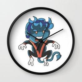 Nigthcrawler (Rondador Nocturno) Wall Clock
