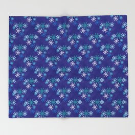 Snow and Ice Throw Blanket
