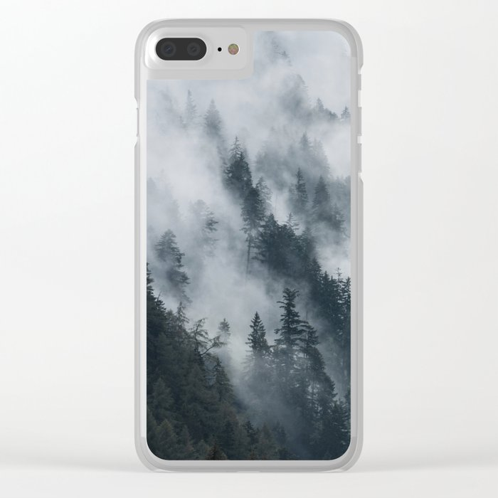 Breeze of the Wild Clear iPhone Case