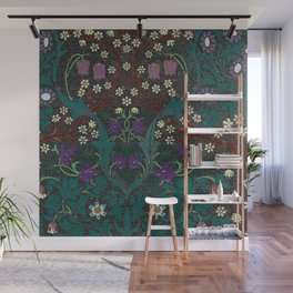 Blackthorn - William Morris Wall Mural