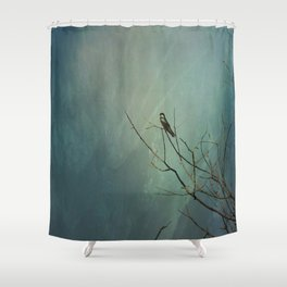 Noticed  Shower Curtain