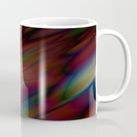 prism Mugs featuring Prism by KK Powell
