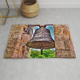 The Bell Tower Antique Stone Arches Rug